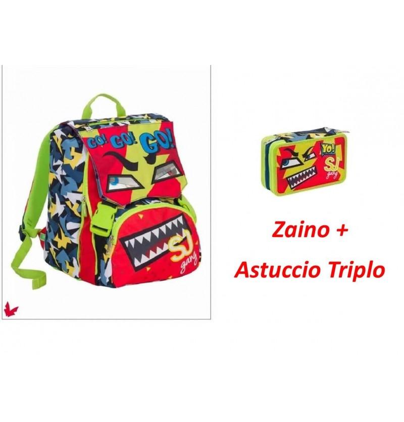 School Pack Zaino +...