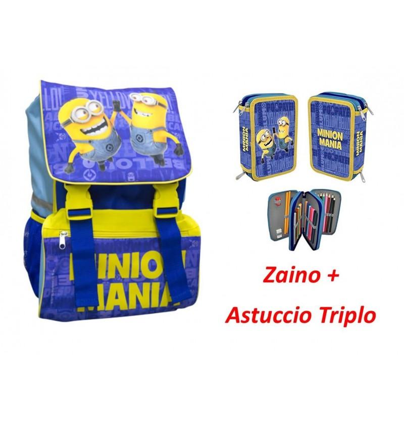 School Pack Minions