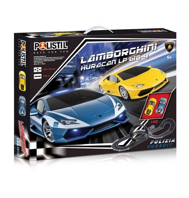 Pista Lamborghini Huracan...