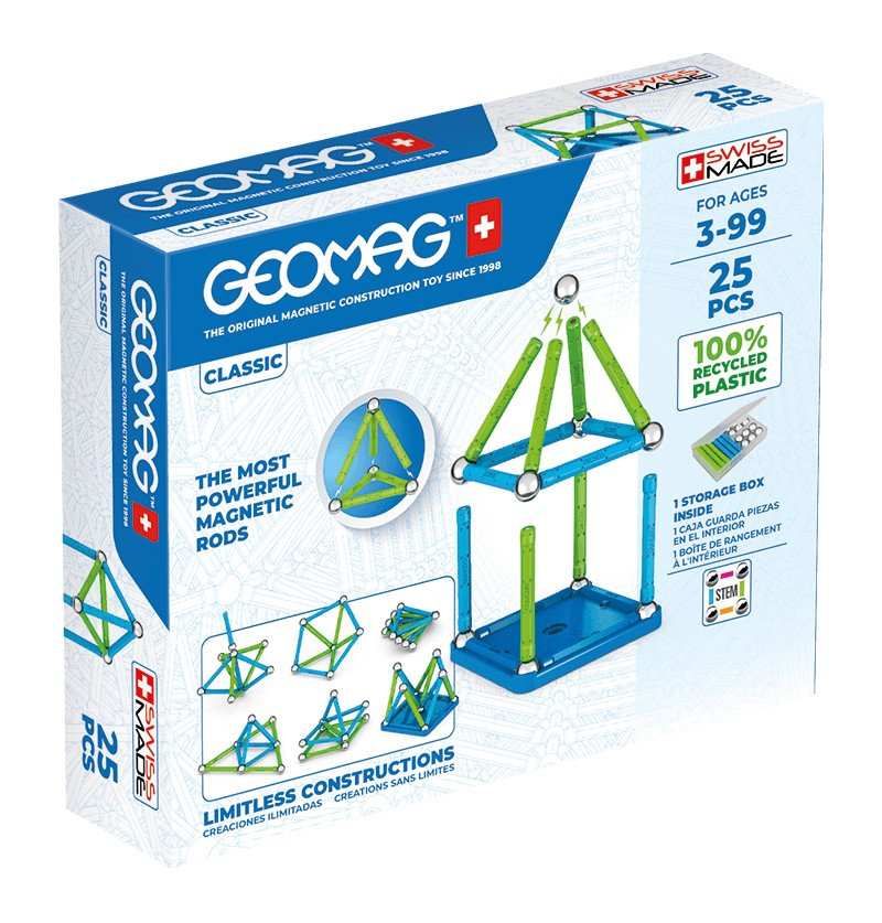 Geomag Classic 25 pz