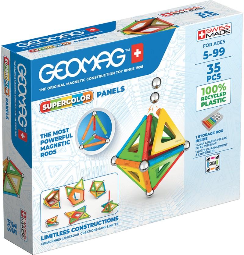 Geomag Super Color Panels...