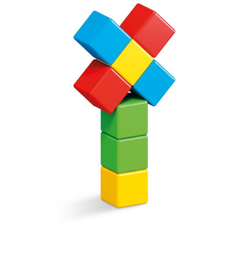 Geomag Cubi Magici Magnetici