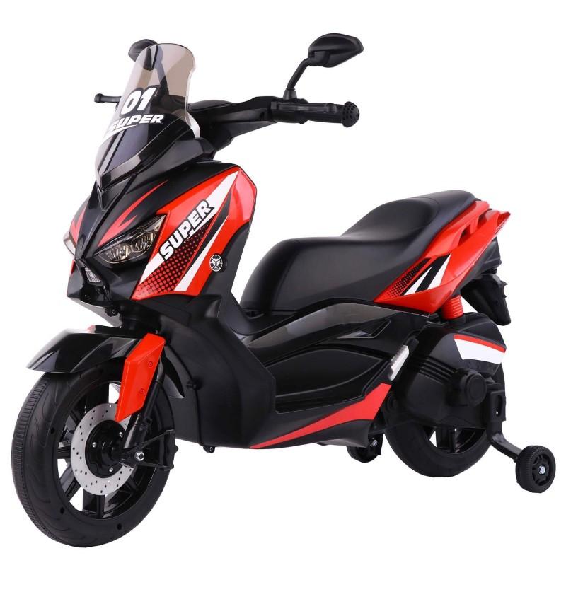 Moto Runner Rossa 12 volt