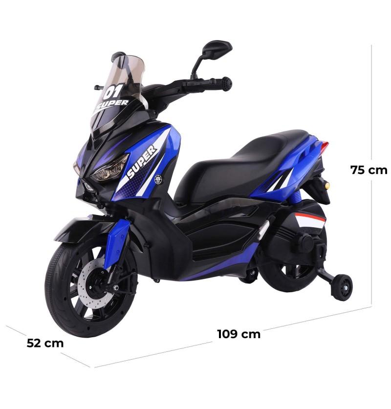 Moto Runner Blue 12 volt