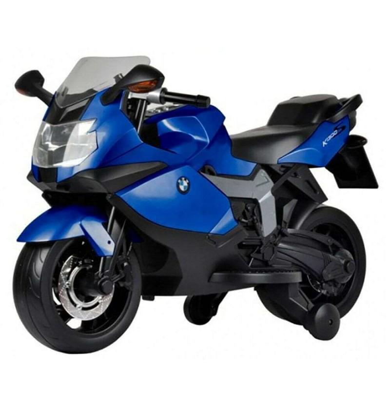 Moto Bmw Blue 12 Volt