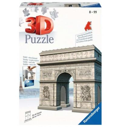 Arco di Trionfo - Puzzle 3d