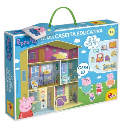 CASETTA EDUCATIVA PEPPA PIG