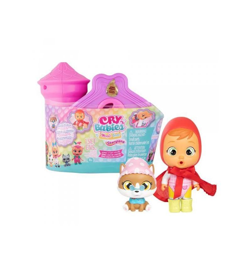 Cry Babies Mini Storyland