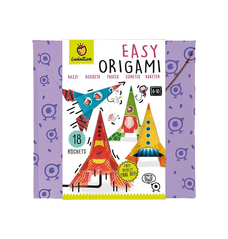 Easy Origami - Razzi