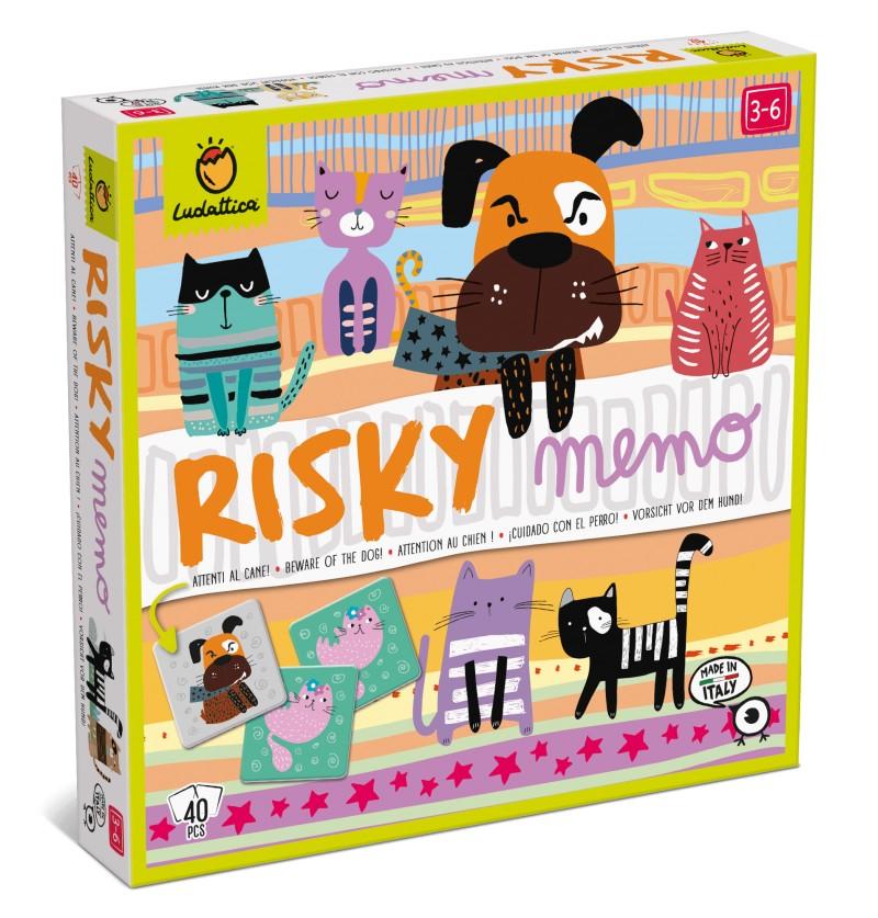 Risky Memo - Gatti e Cani