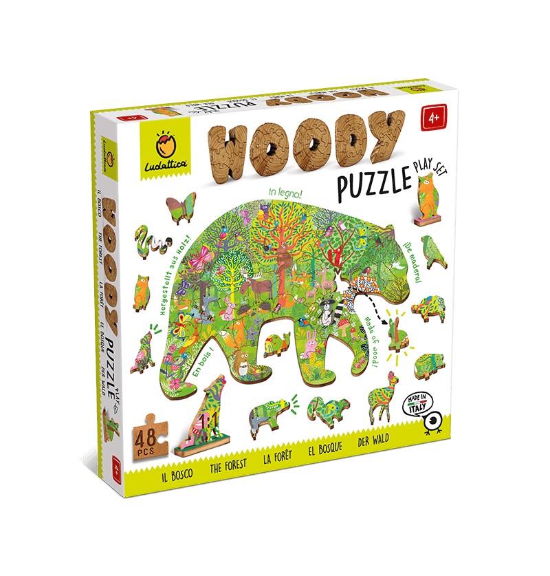 Woody Puzzle Bosco