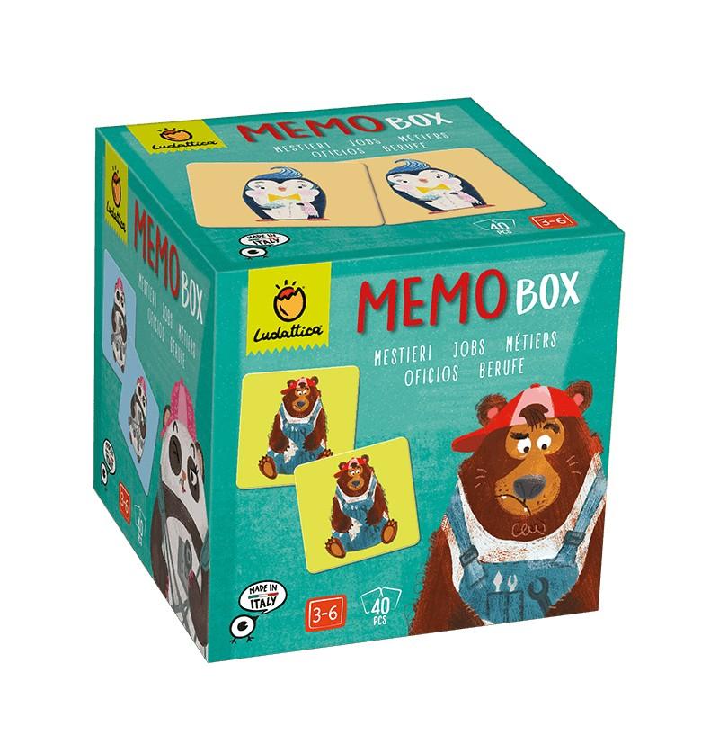 Memo Box Mestieri
