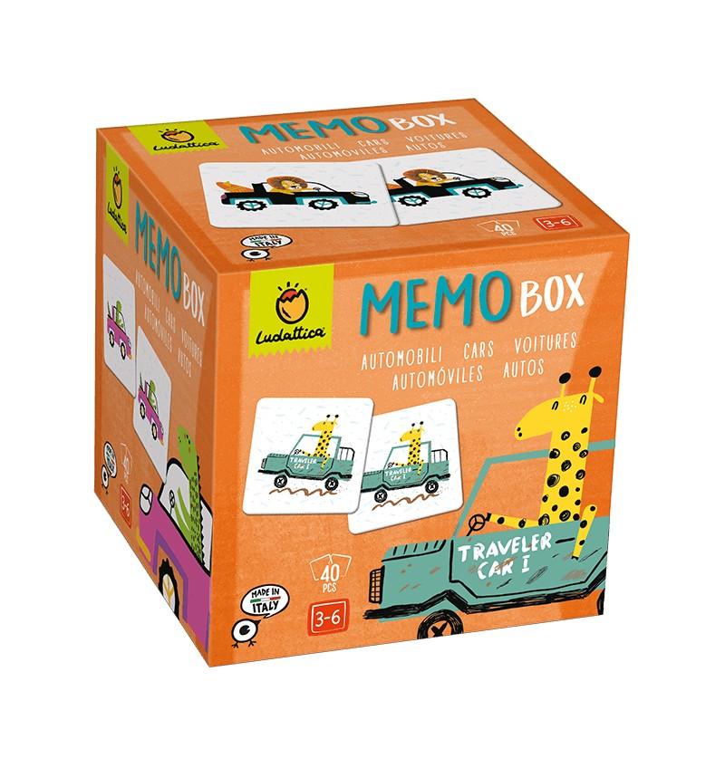 Memo BOX Automobile