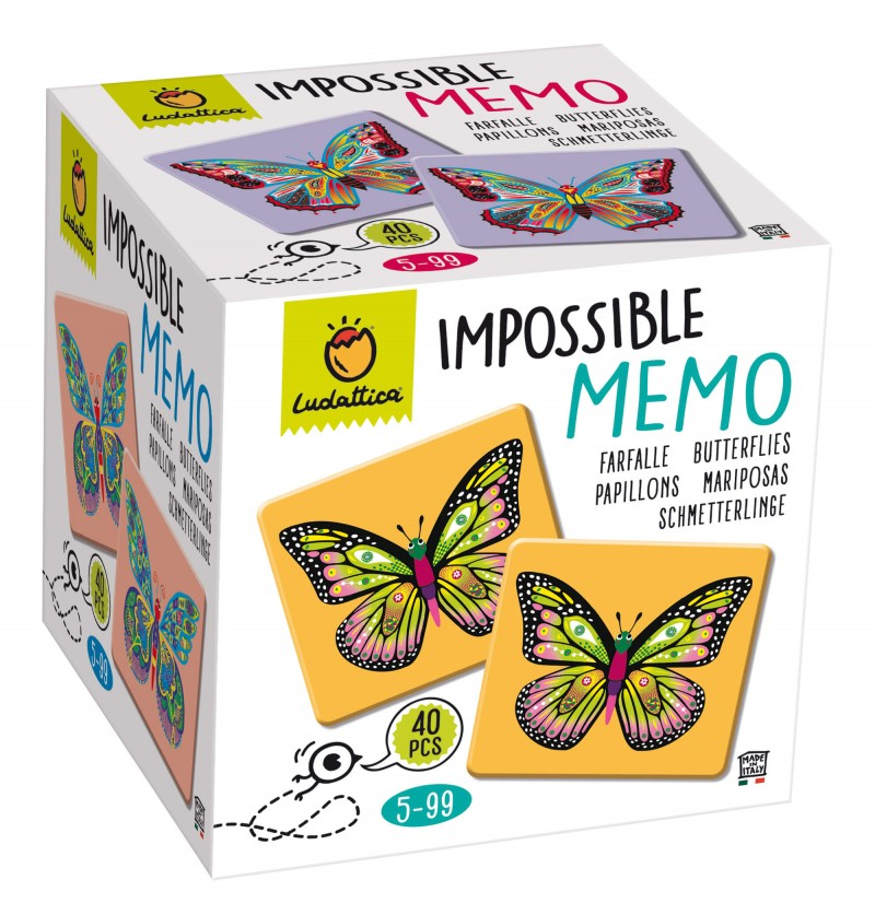 Memo Game Impossible Game