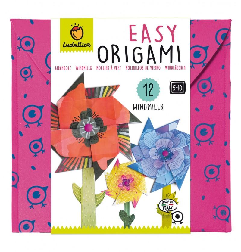 Easy Origami Girandole