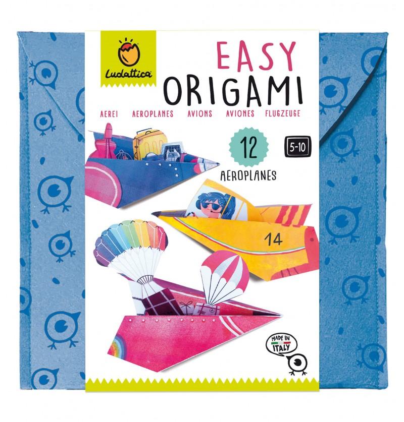 Easy Origami Aerei