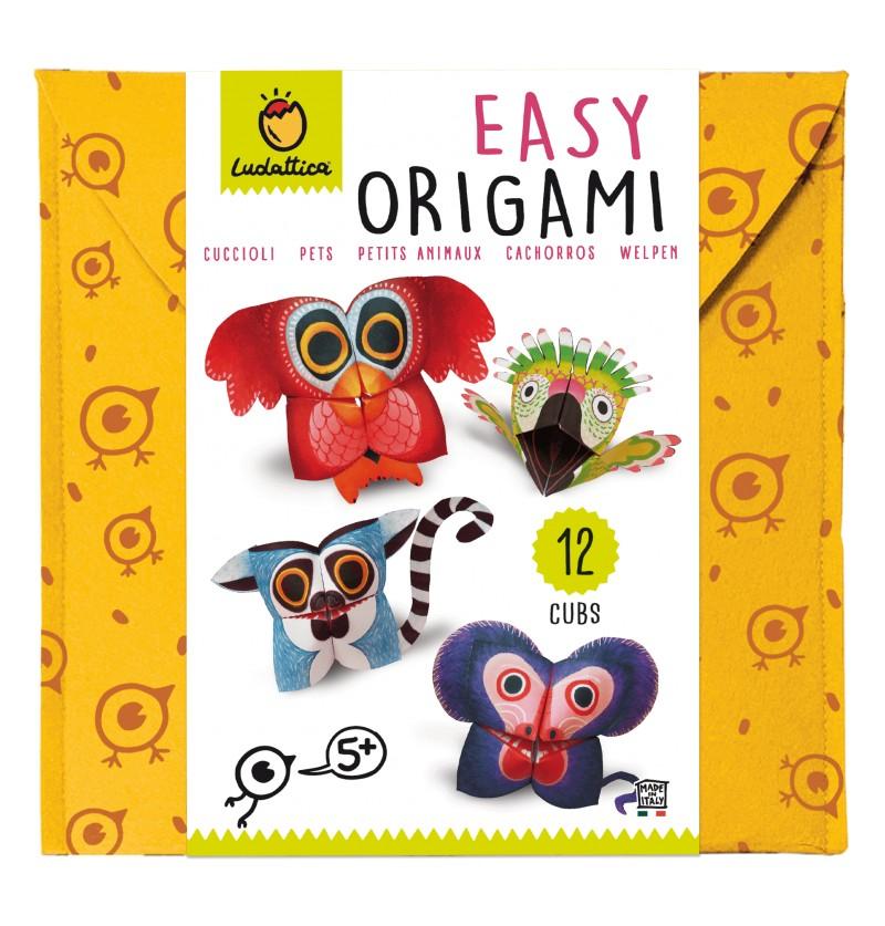 Easy Origami Cuccioli