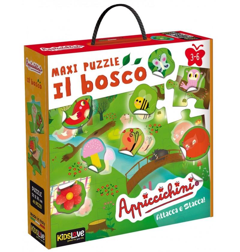 Maxi Puzzle Il Bosco