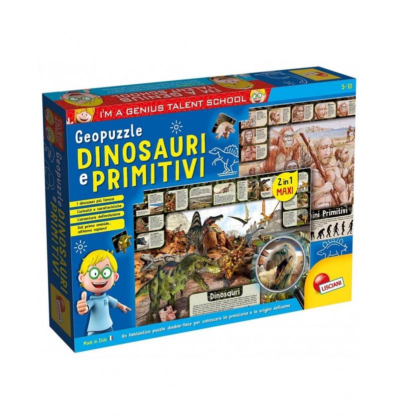 Geopuzzle Dinosauri e...