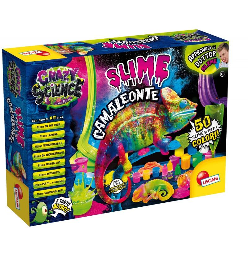 The Chameleon Slime
