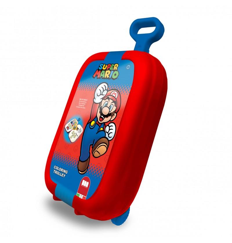 Trolley Colori Super Mario