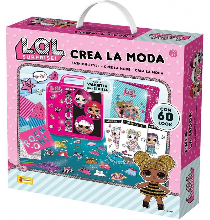 CREA LA MODA LOL