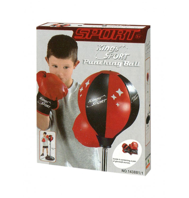 PUNCHING BALL CON BASE