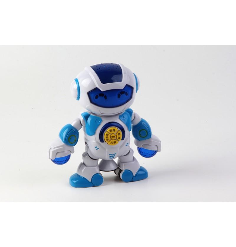 ROBOT LUCI E SUONI