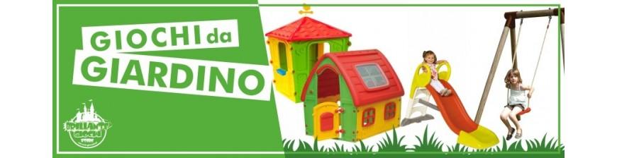 Giochi da esterno e da giardino -  Scopri tutte le offerte sul sito!